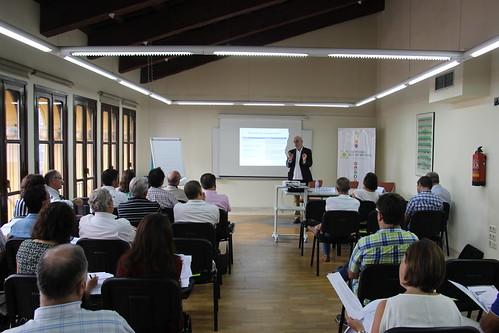 Taller sobre estructuras agrarias. Valencia (23-09-2016)