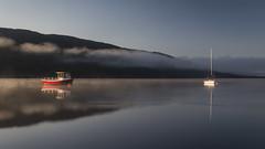 _MG_5529 (RenaldasUK) Tags: cumbria uk sunrise canon reflections lake boats lakedistrict longexposure still canon6d 247028 england morning coniston