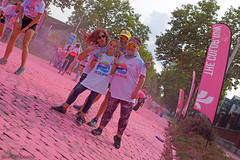 Color Run BXL2017 (Red Cathedral uses albums) Tags: sonyalpha a77markii a77 mkii eventcoverage cosplay alpha sony colorrun sonyslta77ii slt evf translucentmirrortechnology spartacusrun mudrun ocr strongmanrun obstaclerun redcathedral contemporaryart streetphotography belgium alittlebitofcommonsenseisagoodthing colourrun holi pink roze run running sports fun brussels bxl bruxelles tourtaxis havenlaan