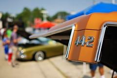 442 (cb804) Tags: berwyn route 66 car show chicago il 442 oldsmobile cutlass
