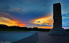 Grunwald 2017, Poland (marcinbulinski) Tags: cloud sunset night day army unstoppable polish poland victory done nice battle bitwa wojna rycerstwo polska medieval war grunwald