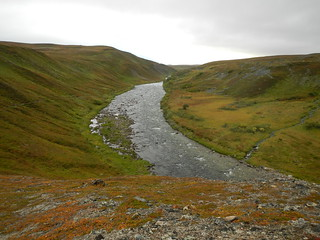 The Komag river in september