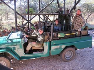 Namibia Luxury Hunting Safari 19