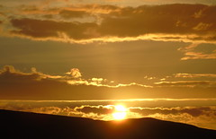 Sunset on Kirbister loch (stuartcroy) Tags: orkney island kirbister orphir sunset scotland sky scenery sony beautiful