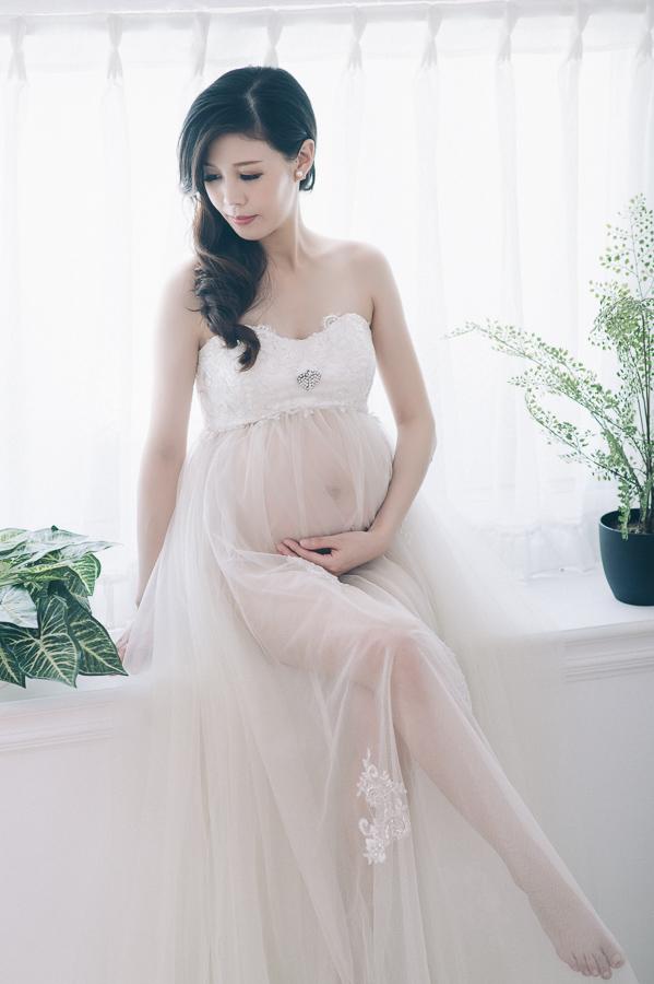 37077734120 e08191cca1 o [台南孕婦寫真]清新自然孕媽咪