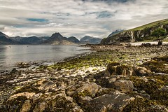 Beach at Elgol (KazzT2012) Tags: elgol lochcoruisk isleofskye scotland skye mountains canoneos70d may