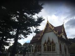 Buddhapadipa Temple, Wimbledon (Ronald Hackston) Tags: londonopenhouse worship religion open house london england uk ronniehackston thai buddhist temple ornate wimbledon buddha building spirituality