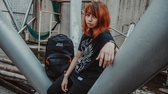IMG_5934 (Niko Cezar) Tags: rise of brutality bag shirt clothing hypebeast modern notoriety aesthetic cinematic art photography canon portrait product shot fire cap