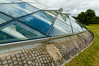 DSC_9382 (durr-architect) Tags: norman foster design glasshouse national botanic garden wales panels glass steel structural ribs flowers arch water pond trees modern architecture