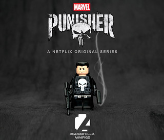 The Punisher 💀 [MCU] [MOD] [CUSTOM]