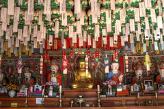 Buddha at Bongwonsa in Seoul, Korea (mbphillips) Tags: korea 한국 韓國 seoul 서울 首尔 fareast asia アジア 아시아 亚洲 亞洲 mbphillips canon80d canonefs24mmf28stm 봉원사 奉元寺 buddhism 불교 佛教 budismo buddhist buddha bongwonsa 봉원동 seodaemungu 서대문구 西大門區