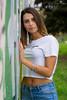 Abranti&Signora (trinseco6889) Tags: troianodaniele abrantisignora ritratto portrait tshirt makeup trucco capelli hair girl ragazza occhi eyes nails face