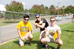 2017 New Student Move In Day-9.jpg (Gustavus Adolphus College) Tags: football gamegame homecoming game pc kylee brimsek 20170923 outdoor outside homecomingfootballgame pckyleebrimsek