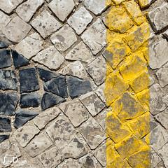 yellow line | down is the new up | lagos (John FotoHouse) Tags: square squareformat abstract 2017 lagos portugal minimal dolan flickr fujifilmx100s fuji johnfotohouse johndolan leedsflickrgroup downisthenewup
