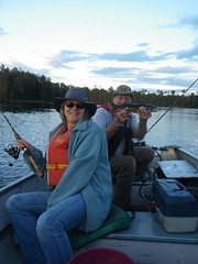 05-08-2017 Huronian - 16 (s.kosoris) Tags: skosoris pentaxoptiowg1 pentax wg1 huronian camp camping fishing mom dad fish walleye pickerel water lake