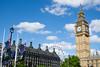 Big Ben II (Parker Vandermeer) Tags: 2017 bigben clock cloudy elizabethtower england eyeoflondon london md4 r1 summer tower uk unitedkingdom