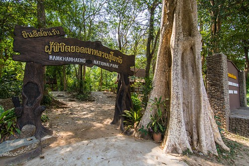 ramkhamhaeng national park - thailande 2