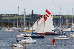 RCYC Regatta Day (doublejeopardy) Tags: falmouthweek events workingboats falmouth racing regatta