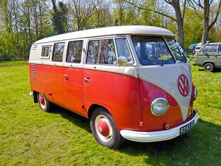 Volkswagen Typ 2 T1b 21 Kombi 1958 (1010853)