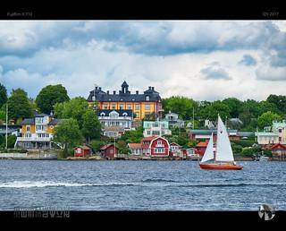 Sailing the Archipelago