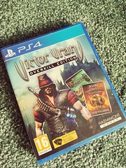 Photo of Victor Vran Overkill Edition PS4 #videogameroom #ps4 #gaming #gameshed #retrogaming #sony #playstation #videogamecollection #collection #retro #motorhead #lemmy #indie  #