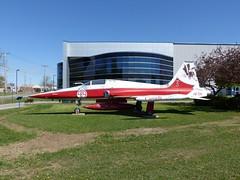 116721 CF-116 NAFM Trenton (ZD703) Tags: 116721 canadianarmedforces trenton nafm nafmtrenton canadair canadaircf116 freedomfighter
