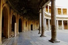 The Alhambra (Mr. Kaya) Tags: palaceofcharlesv alhambra granada andalusia andalucia spain europe historicalsites historicalbuildings oldbuildings