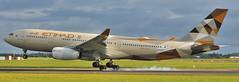 A6-EYF Airbus A330-243 Etihad Airways Landing at Dublin Airport (Conor O'Flaherty) Tags: jet eidw plane spotting aviation etihad landing airbus a330 dublinairport dublin