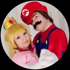__IMG_0000 (DashaOcean) Tags: cosplay mario princess peach super bros
