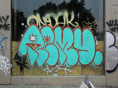 (gordon gekkoh) Tags: remy remio vts thr dies ondek oakland graffiti