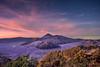 Sunrise at Mount Bromo ([ priotography ]) Tags: bromo family mountbromo fuji xt1 mountain tengger fujifilmxt1