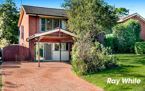 3 Antill Cr, Baulkham Hills NSW 2153