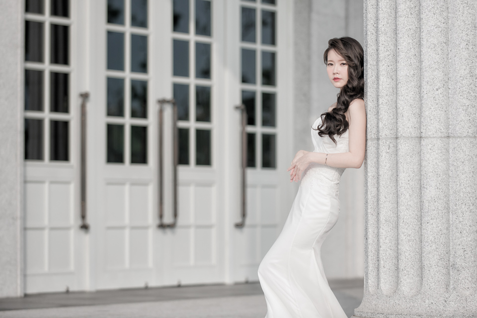 台南自助婚紗 奇美博物館 婚紗作品 Abby 022