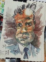 Jeff pour JKPP (dege.guerin) Tags: jkpp aquarelle