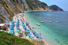 Sansone beach Elba Island (lucamarasca1) Tags: mer strand vacanze vacation outdoor italie italien italy italia view panorama panoramic pano nature sea mare spiagge spiaggia beach toscana tuscany