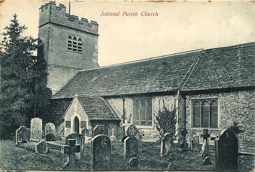 St Giles - Ashtead