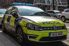 0E15 WKK (Ben - NorthEast Photographer) Tags: city london police volkswagen gte base interceptor