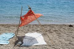 Gjipe, Dhërmi, Albania (Tokil) Tags: gjipe albania southalbania balkans east trip travel colors sea mediterranean summer nature beach cover refuge hot shqipëri shqipëria nikond90