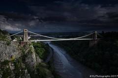 Clifton-5 (RJ Photographic (1 million views Thank You)) Tags: 03 06 09 bridge bristol brunel clifton grads landscape leefilters richardjenkinsrjphotographic suspension clouds hard longexposure river soft water