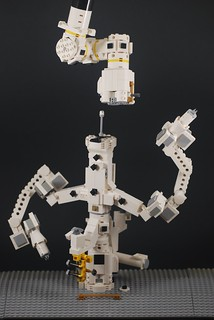 Lego Canadarm2 and Dextre