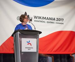 funcrunch-20170813-7747 (funcrunch) Tags: phoebeayers wikimania wikimedia wikipedia conference montréal québec canada ca