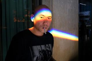 Hong Kong, Rainbow Man