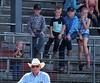 00020021_1 (David W. Burrows) Tags: rodeo cowboys cowgirls horses bulls bullriding children girls boys kids boots saddles bullfighters clowns fun