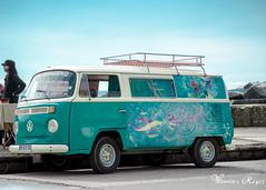 Un viaje multicolores. (IRYvannia) Tags: combi auto cars chile colores colors hermoso nikon nikkor amateur car