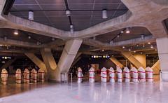 York University Station (dtstuff9) Tags: toronto ontario canada ttc transit commission york university subway station