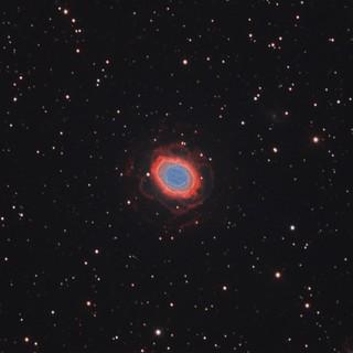 M57 Bicolor - 73.5 hours