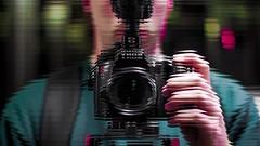 Chromatic Aberration? (Pierre-Alexandre Carrier) Tags: portrait autoportrait 50mm effect effects bokeh sony alpha 77 setup gear glidecam