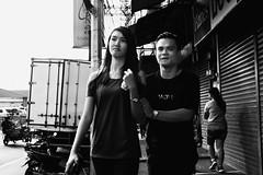 Hindi Kita Bibitawan (Meljoe San Diego) Tags: meljoesandiego fuji fujifilm x100f streetphotography street streetlife candid monochrome philippines