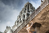 Kampong Cham, Cambodia (Aicbon) Tags: verde phnompros kampongcham cambodia cambodja camboya kampuchea temple hindu templo religion bokeh estatua piedra mekong khmer canoneos80d 50mm kampongchhnang
