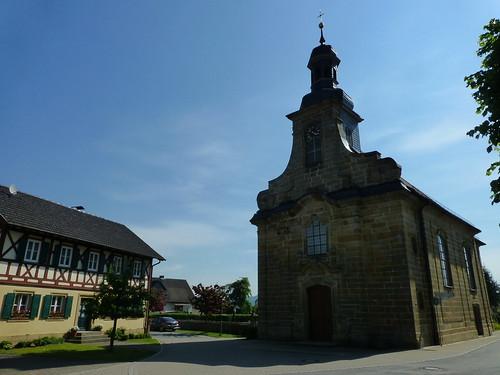 Kirche in Oberbrunn